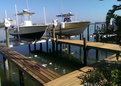 Boatlift Example - 2 Boats