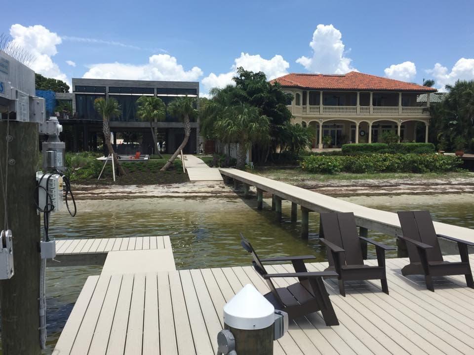 Interesting Dock Design
