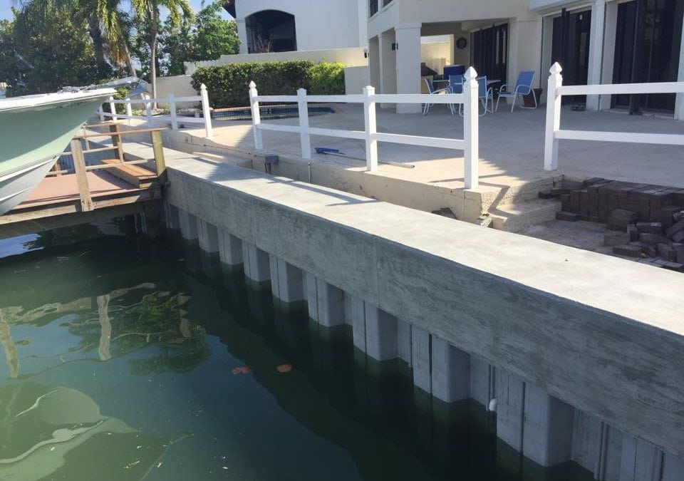 5 Tips for Residential Seawall Repairs in Tampa, St. Petersburg and Clearwater