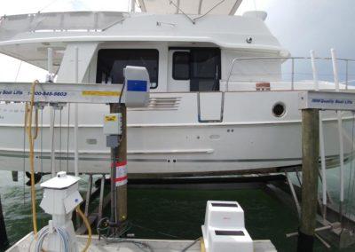 Bigger boatlift