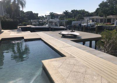 Custom Dock and Deck