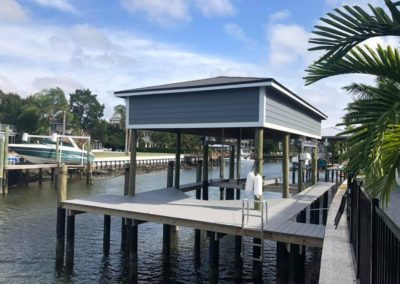 Boat House in South Tampa