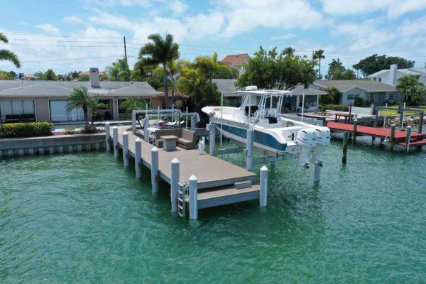 Wear Deck Dock