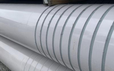 Vinyl, Fiberglass and Plastic Deck-Dock Materials