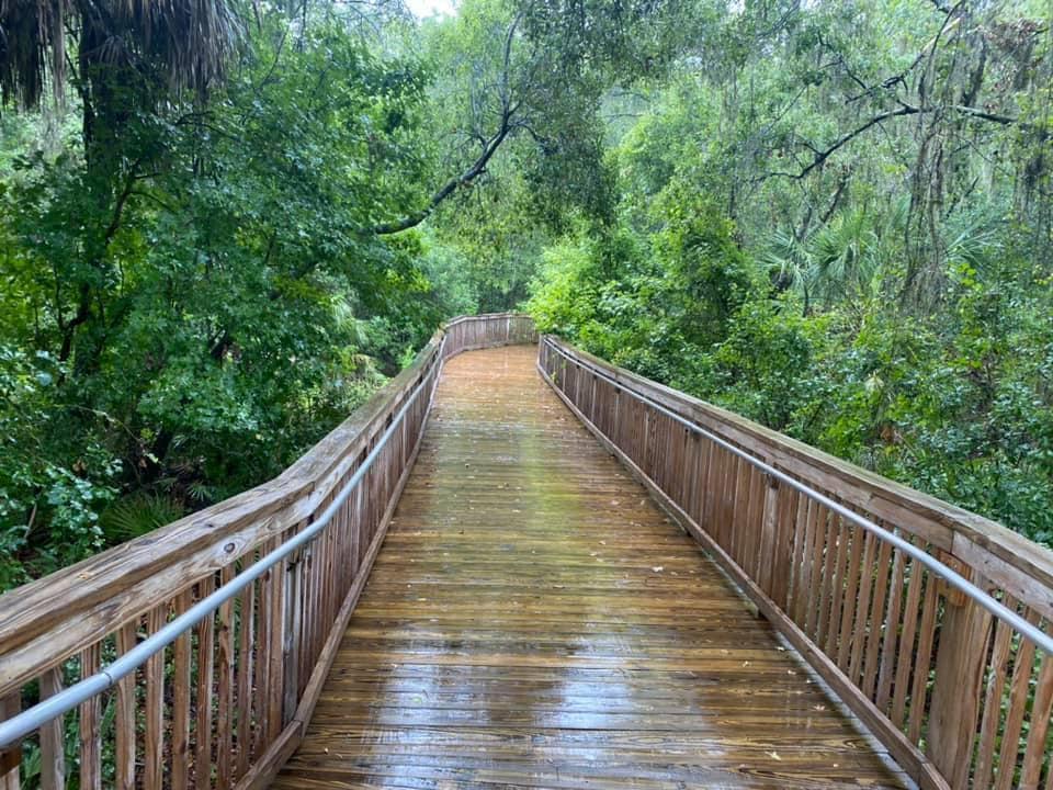 Florida Boardwalk Construction