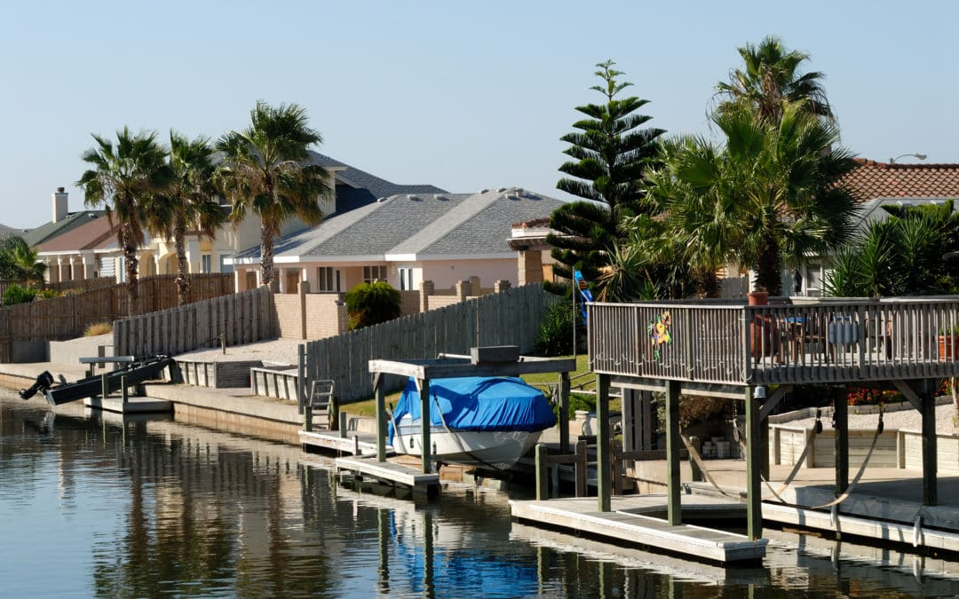 Owning a Waterfront Home in Tampa Bay | Signs your Seawall is Failing