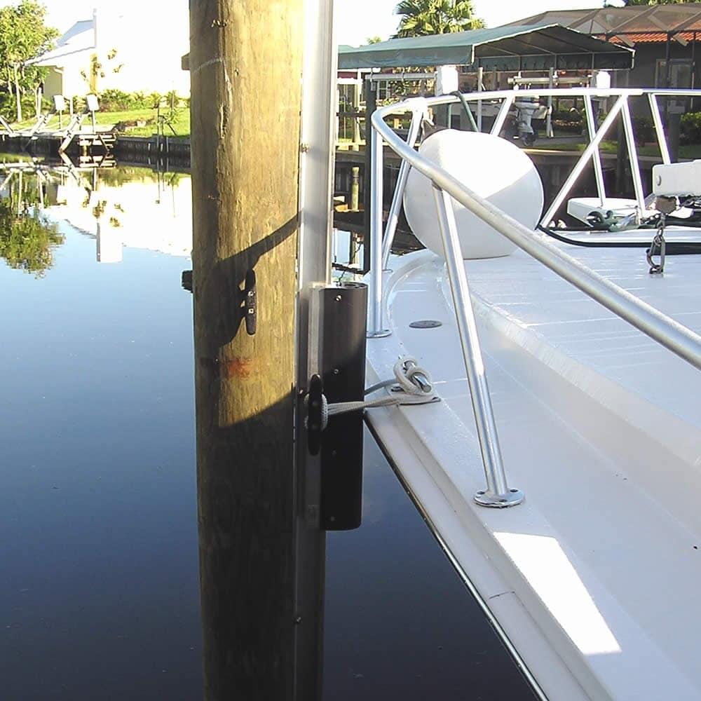 Slidemoor docking system